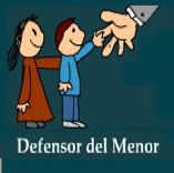 Logo DefensordeMenor